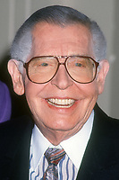 Milton Berle, 1992, Photo By Michael Ferguson/PHOTOlink
