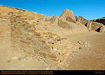 Inner North Wall, Chetro Ketl Chacoan Great House, Anasazi Hisatsinom Ancestral Pueblo Site, Chaco Culture National Historical Park, Chaco Canyon, Nageezi, New Mexico
