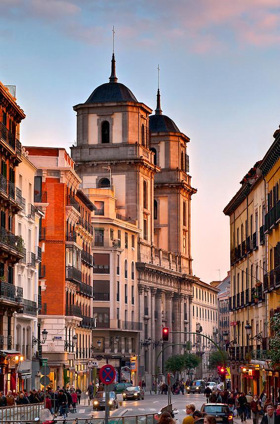 Church of San Isidro el Real, Madrid, Spain