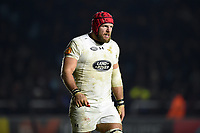 James Haskell of Wasps. European Rugby Champions Cup match, between Harlequins and Wasps on January 13, 2018 at the Twickenham Stoop in London, England. Photo by: Patrick Khachfe / JMP