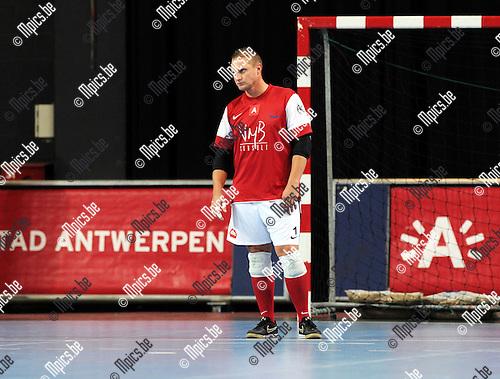 2011-10-08 / Futsal / seizoen 2011-2012 / Antwerpen / David Morant..Foto: Mpics