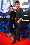 Lorena Castell and Arturo Valls attends to the premiere of the The Hole Zero Show at Teatro Calderon in Madrid. October 04, 2016. (ALTERPHOTOS/Borja B.Hojas)