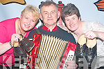 DANCING SHOES: Marie Houlihan, Ballybunion, Timmy Woulfe, Athea and Annmarie Tydings, Asdee, who are inviting more dancers of all levels to come along to the Thursday night dancing at the Asdee Community Centre.   Copyright Kerry's Eye 2008