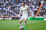 Garet Bale of Real Madrid during the match of  La Liga between Real Madrid and Deportivo Alaves at Bernabeu Stadium Stadium  in Madrid, Spain. April 02, 2017. (ALTERPHOTOS / Rodrigo Jimenez)