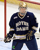 Teddy Ruth (Notre Dame - 5) - The University of Notre Dame Fighting Irish defeated the Boston College Eagles 4-1 on Friday, November 7, 2008, at Conte Forum in Chestnut Hill, Massachusetts.