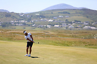 Lee Slattery (ENG) during the ProAm Day of the 2018 Dubai Duty Free Irish Open, Ballyliffin Golf Club, Ballyliffin, Co Donegal, Ireland.<br /> Picture: Golffile | Jenny Matthews<br /> <br /> <br /> All photo usage must carry mandatory copyright credit (&copy; Golffile | Jenny Matthews)
