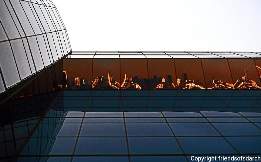 Cesar Pelli: Pacific Design Center, Los Angeles. Photo '78.