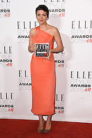 Maggie Gyllenhaal at the Elle Style Awards 2015 at Sky Bar, Walkie Talkie Building, London, 24/02/2015 Picture by: Steve Vas / Featureflash