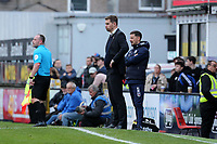 Mariners boss Michael Jolley during Grimsby Town vs Leyton Orient, Sky Bet EFL League 2 Football at Blundell Park on 19th October 2019