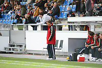 Trainer Rainer Adrion (D)<br /> U21 Deutschland vs. Israel *** Local Caption *** Foto ist honorarpflichtig! zzgl. gesetzl. MwSt. Auf Anfrage in hoeherer Qualitaet/Aufloesung. Belegexemplar an: Marc Schueler, Alte Weinstrasse 1, 61352 Bad Homburg, Tel. +49 (0) 151 11 65 49 88, www.gameday-mediaservices.de. Email: marc.schueler@gameday-mediaservices.de, Bankverbindung: Volksbank Bergstrasse, Kto.: 151297, BLZ: 50960101