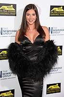 LONDON, UK. September 22, 2018: Shelby Tribble at the Paul Strank Charitable Trust Annual Gala at the Bank of England Club, London.<br /> Picture: Steve Vas/Featureflash