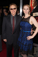 "November 20, 2012 - Beverly Hills, California - Danny Elfman and Mali Elfman at the ""Hitchcock"" Los Angeles Premiere held at the Academy of Motion Picture Arts and Sciences Samuel Goldwyn Theater. Photo Credit: Colin/Starlite/MediaPunch Inc"