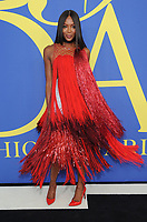 BROOKLYN, NY - JUNE 4: Naomi Campbell at the 2018 CFDA Fashion Awards at the Brooklyn Museum in New York City on June 4, 2018. <br /> CAP/MPI/JP<br /> &copy;JP/MPI/Capital Pictures