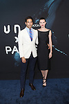 DJ Franco V and Lauren Buys Attend President of the General Assembly of the United Nations and Parley Oceans Launch Event