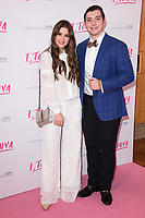 "Brooke Vincent & Matej Silecky at the ""I, Tonya"" premiere at the Curzon Mayfair, London, UK. <br /> 15 February  2018<br /> Picture: Steve Vas/Featureflash/SilverHub 0208 004 5359 sales@silverhubmedia.com"