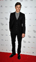 Oliver Cheshire attends the WGSN Global Fashion Awards at the Victoria & Albert Museum on October 30, 2013 in London, England