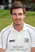 Steven Finn - Middlesex County Cricket Club Press Day at Lords Cricket Ground, London - 08/04/13 - MANDATORY CREDIT: Rob Newell/TGSPHOTO - Self billing applies where appropriate - 0845 094 6026 - contact@tgsphoto.co.uk - NO UNPAID USE.