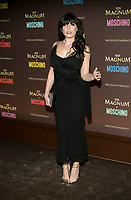 Daisy Lowe arrives at the Magnum X Moschino party during the 70th Annual Cannes Film Festival at Plage l'Ondine in Cannes, France, on 18 May 2017. Photo: Hubert Boesl - NO WIRE SERVICE · Photo: Hubert Boesl/dpa /MediaPunch ***FOR USA ONLY***