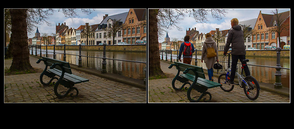 Belgium, Brugge. <br />