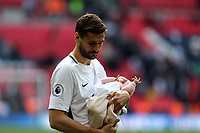 Fernando Llorente of Tottenham Hotspur after Tottenham Hotspur vs Leicester City, Premier League Football at Wembley Stadium on 13th May 2018