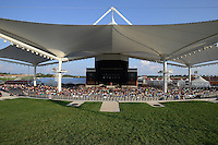 NWA MEDIA SAMANTHA BAKER @NWASAMANTHA<br /> Cross Church hosts all five campuses together Sunday, Aug. 10, 2014, at the Walmart AMP in Rogers.