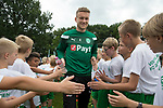 27-07-2017, Voetbalkamp, Norg, Jeugd, Mike te Wierik of FC Groningen,
