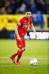 Nederland, Arnhem, 18 december 2015<br /> Eredivisie<br /> Seizoen 2014-2015<br /> Vitesse-FC Twente (5-1)<br /> Hakim Ziyech, aanvoerder van FC Twente
