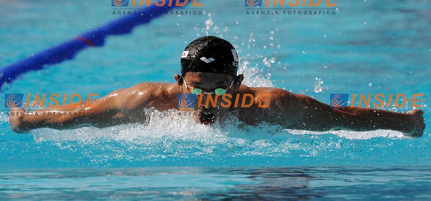 Roma 28th July 2009 - 13th Fina World Championships From 17th to 2nd August 2009.Swimming Men's 200m Butterfly.Ryusuke SAKATA (JAP).photo: Roma2009.com/InsideFoto/SeaSee.com . .Foto Andrea Staccioli Insidefoto