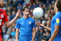 Macc's Theo Archibald during Macclesfield Town vs Leyton Orient, Sky Bet EFL League 2 Football at the Moss Rose Stadium on 10th August 2019