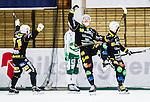 V&auml;ster&aring;s 2015-01-11 Bandy Elitserien V&auml;ster&aring;s SK  - Broberg S&ouml;derhamn :  <br /> Broberg S&ouml;derhamns Martin S&ouml;derberg jublar efter sitt 5-3 m&aring;l under matchen mellan V&auml;ster&aring;s SK  och Broberg S&ouml;derhamn <br /> (Foto: Kenta J&ouml;nsson) Nyckelord:  Bandy Elitserien ABB Arena Syd V&auml;ster&aring;s SK VSK Broberg S&ouml;derhamn jubel gl&auml;dje lycka glad happy