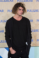 Jay Alvarrez during the event of  Pull&beard brand at Naron, A Coruna. September 22, 2016. (ALTERPHOTOS/Rodrigo Jimenez) /NORTEPHOTO