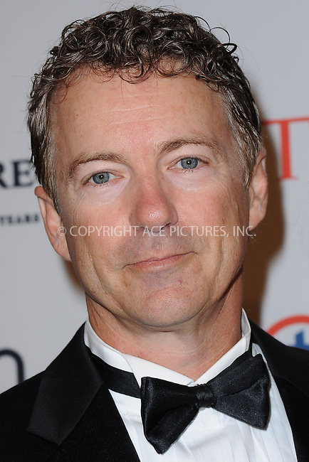 WWW.ACEPIXS.COM . . . . . .April 23, 2013...New York City....Rand Paul attends TIME 100 Gala, TIME'S 100 Most Influential People In The World at Jazz at Lincoln Center on April 23, 2013 in New York City ....Please byline: KRISTIN CALLAHAN - ACEPIXS.COM.. . . . . . ..Ace Pictures, Inc: ..tel: (212) 243 8787 or (646) 769 0430..e-mail: info@acepixs.com..web: http://www.acepixs.com .