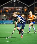 BLOEMENDAAL  - Hockey -  finale KNHB Gold Cup dames, Bloemendaal-HDM . Bloemendaal wint na shoot outs. Hester van der Veld (HDM) COPYRIGHT KOEN SUYK
