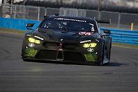 IMSA WeatherTech SportsCar Championship<br /> December Test<br /> Daytona International Speedway<br /> Daytona Beach, FL USA<br /> Wednesday, 06 December, 2017<br /> 24, BMW, BMW M8 GTLM, GTLM, John Edwards, Connor de Phillippi<br /> World Copyright: Brian Cleary<br /> LAT Images