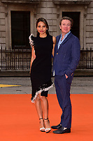 www.acepixs.com<br /> <br /> June 7 2017, London<br /> <br /> Emma McQuiston, Viscountess Weymouth, and Ceawlin Thynn, Viscount Weymouth arriving at the Royal Academy Of Arts Summer Exhibition preview party at the Royal Academy of Arts on June 7, 2017 in London, England.<br /> <br /> By Line: Famous/ACE Pictures<br /> <br /> <br /> ACE Pictures Inc<br /> Tel: 6467670430<br /> Email: info@acepixs.com<br /> www.acepixs.com