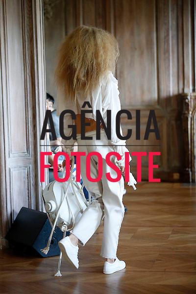 Paris, Fran&ccedil;a &sbquo;09/2014 - Desfile de Anne Sofie Madsen durante a Semana de moda de Paris  -  Verao 2015. <br /> <br /> Foto: FOTOSITE