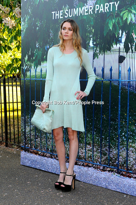 Serpentine Gallery Summer Party at the Serpentine Gallery, Hyde Park, London on July 2nd 2015<br /> <br /> Photo by Bob Kent