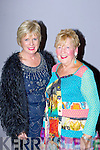 Patricia and Delia Adams at the Kerry Stars black tie ball in the Malton Hotel on Friday night