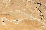 Masada's Cable Cars