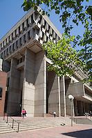 City Hall, Boston, MA (Kallman, McKinnell & Wood = architect)