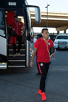 Photo before the match Chile vs Panama, Corresponding to Group -D- America Cup Centenary 2016 at Lincoln Financial Field.<br /> <br /> Foto previo al partido Chile vs Panama, Correspondiente al Grupo -D- de la Copa America Centenario 2016 en el  Lincoln Financial Field, en la foto: Eduardo Vargas de Chile<br /> <br /> <br /> 14/06/2016/MEXSPORT/Osvaldo Aguilar.