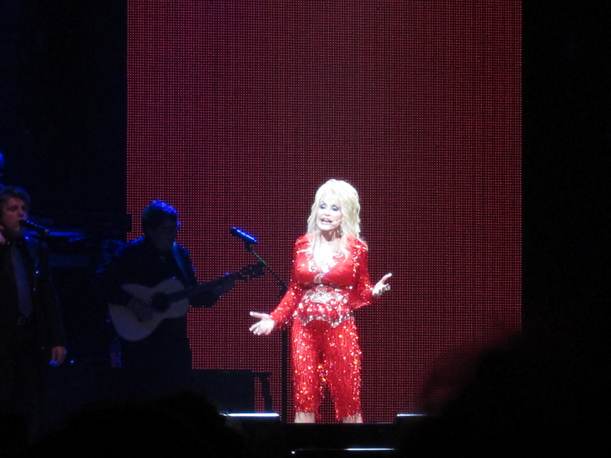 Dolly Parton Concert, Austin, Texas, TX, USA