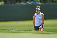 Gerina Piller (USA) looks over her chip on to 4 during round 3 of the 2019 US Women's Open, Charleston Country Club, Charleston, South Carolina,  USA. 6/1/2019.<br /> Picture: Golffile | Ken Murray<br /> <br /> All photo usage must carry mandatory copyright credit (© Golffile | Ken Murray)