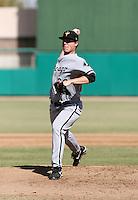 Lucas Harrell / Peoria Saguaros 2008 Arizona Fall League..Photo by:  Bill Mitchell/Four Seam Images