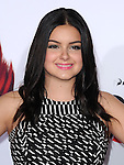 Ariel Winter attends The Twentieth Century Fox and Dreamwork Animation Holly-Woof Premiere of Mr. Peabody & Sherman Premiere held at The Regency Village Westwood in Westwood, California on March 05,2014                                                                               © 2014 Hollywood Press Agency