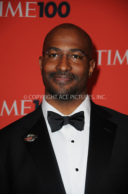 WWW.ACEPIXS.COM . . . . .....May 5, 2009 New York City....Eco-activist Van Jones attends Time's 100 Most Influential People in the World Gala at the Frederick P. Rose Hall at Jazz at Lincoln Center on May 5, 2009 in New York City...  ....Please byline: Kristin Callahan - ACEPIXS.COM..... *** ***..Ace Pictures, Inc:  ..Philip Vaughan (646) 769 0430..e-mail: info@acepixs.com..web: http://www.acepixs.com