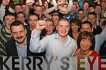 Birthday Boy - Charles McGibney from Tarbert, centre having a ball with family and friends at his 18th birthday bash held in The Shannon Bar, Tarbert on Saturday night................................................................................................................................................................. ............