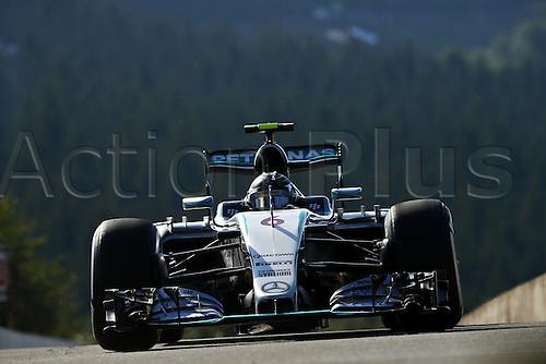 21.08.2015. Spa Francorchamps, Belgium. Formula One World Championship 6 Nico Rosberg (GER, Mercedes AMG Petronas Formula One Team)