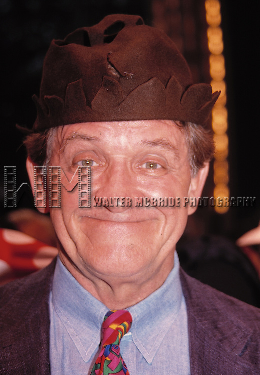 George Lindsey  attending an ANDY GRIFFITH SHOW Reunion at the Disney MGM Studios, Walt Disney World Theme Park in Orlando, Florida. August 11, 1992