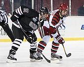 Matt Hatch (Union - 15), Alex Fallstrom (Harvard - 16) - The Union College Dutchmen defeated the Harvard University Crimson 2-0 on Friday, January 13, 2012, at Fenway Park in Boston, Massachusetts.